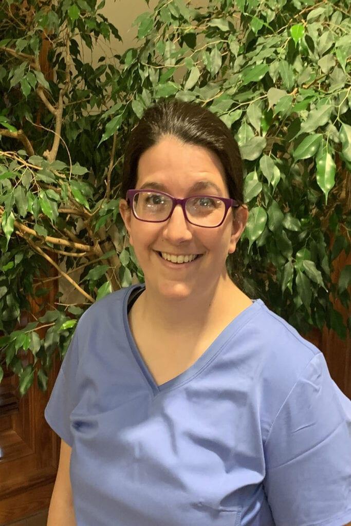 Julie-Kaye, Client Service Specialist