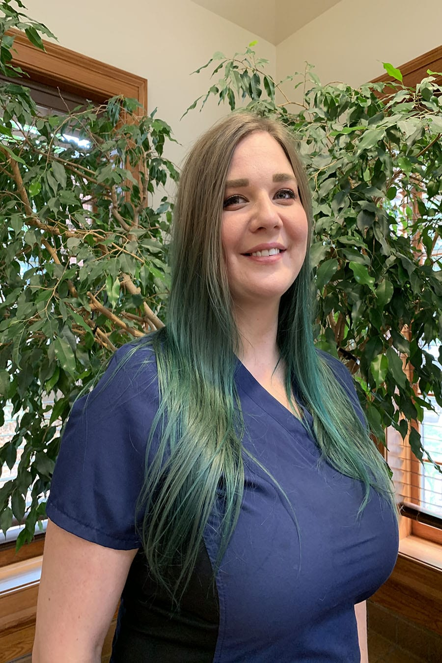 Tiffany-Kress, Veterinary Technician Assistant